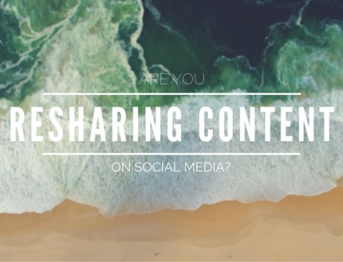 Are You Resharing Content on Social Media Multiple Times?